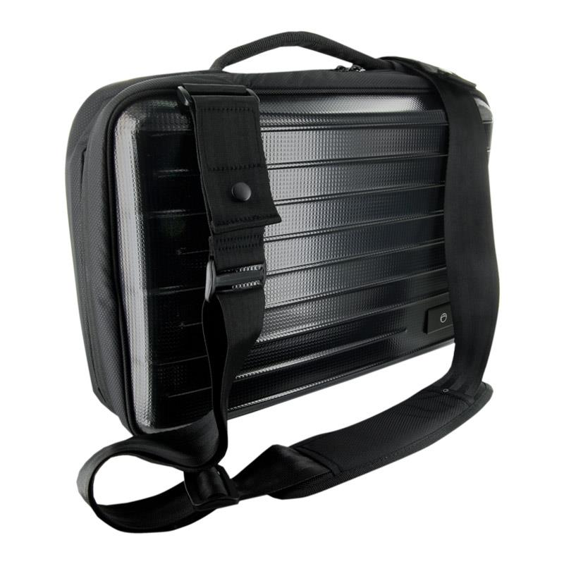 4World Hard Case Batoh   notebook  450x320x160mm   15.6''   černý