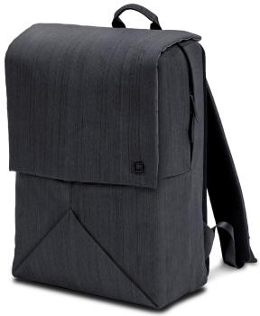 Dicota Code Backpack 13 - 15 black batoh na Macbook a notebook 14.1