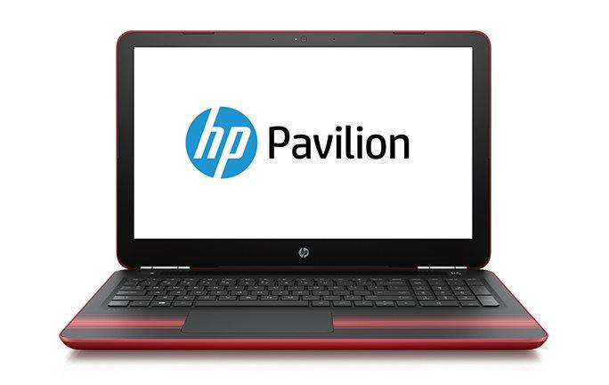 HP Pavilion 15-au007nc/Intel i3-6100U/8GB/256GB SSD/DVDRW/GeForce 940M 2GB/15,6 FHD/Win 10/červená
