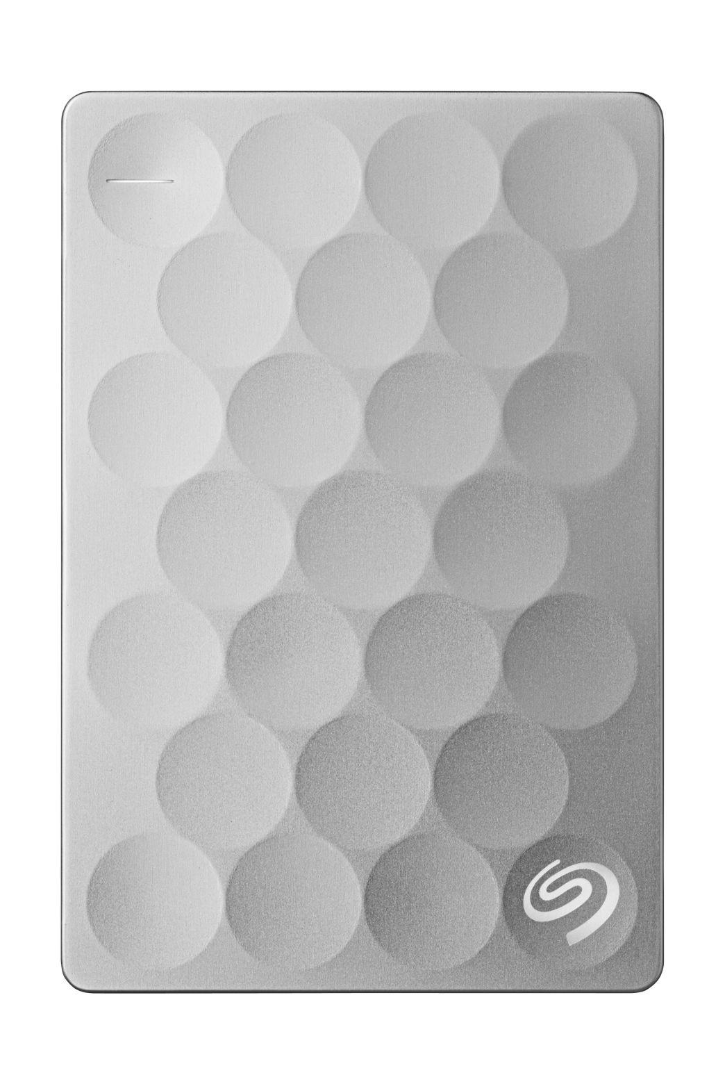 "Seagate Backup Plus Ultra Slim, 1TB externí HDD, 2.5"", USB3.0, titanium"