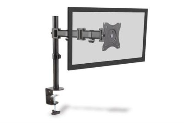 """Digitus univerzální držák pro jeden monitor až do úhlopříčky 69 cm (27""""), 8 kg"""