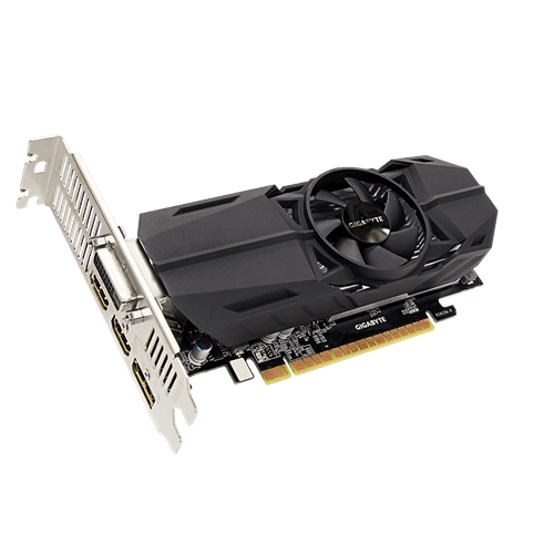 GIGABYTE NVIDIA GTX 1050 2GB GDDR5 OC Low Profile