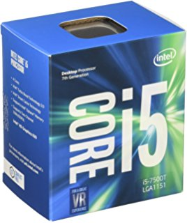 Intel Core i5 processor (low power) Kaby Lake i5-7400T 2,4 GHz/LGA1151/6MB cache
