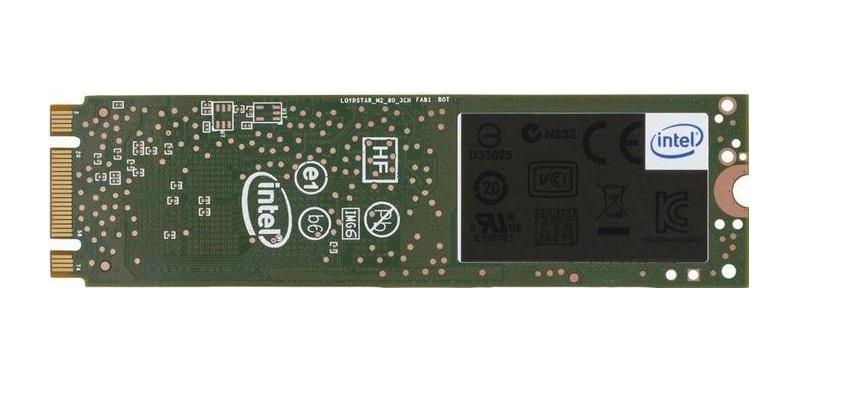 SSD 256GB Intel 540s series M.2 80mm TLC