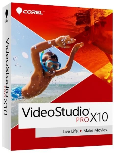 VideoStudio Pro X10 ML