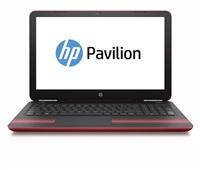 "NTB HP Pavilion 15-au007nc 15.6"" AG SVA FHD WLED,Intel i3-6100U dual,8GB,256GB SSD,DVDRW,GeForce 940M-2GB,TPM,Win10-red"