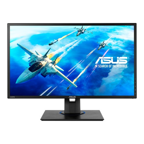 "24"" LED ASUS VG245HE Gaming - Full HD, 16:9, HDMI, VGA, FreeSync, repro. + ECHELON PAD"