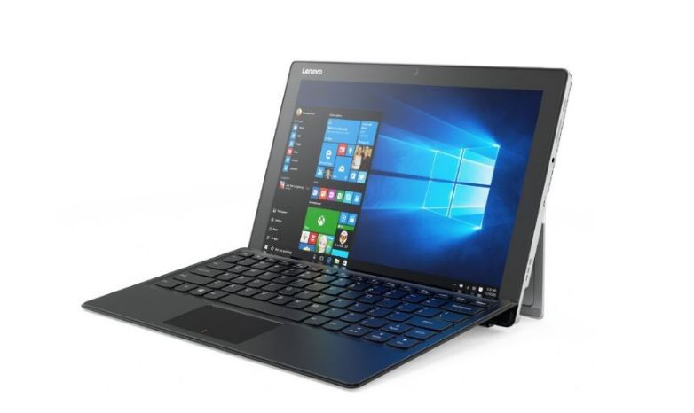 "Lenovo Tablet MiiX 510 i3-6100U 2,30GHz/4GB/128GB SSD/12,2"" FHD IPS/multitouch/KBRD CASE/WIFI/WIN10 stříbrná 80U1000VCK"