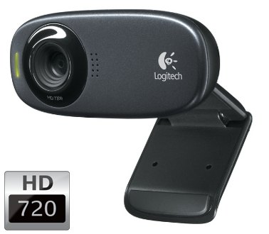 Logitech HD Webcam C310 - USB - EMEA
