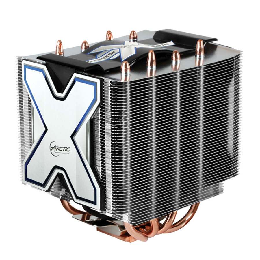 Arctic Cooling Freezer XTREME rev.2 (Intel 1366/1150/1151/1155/1156/775, AMD FM2+/FM2/FM1/AM4/AM3+/AM3/AM2+/AM2/939/754