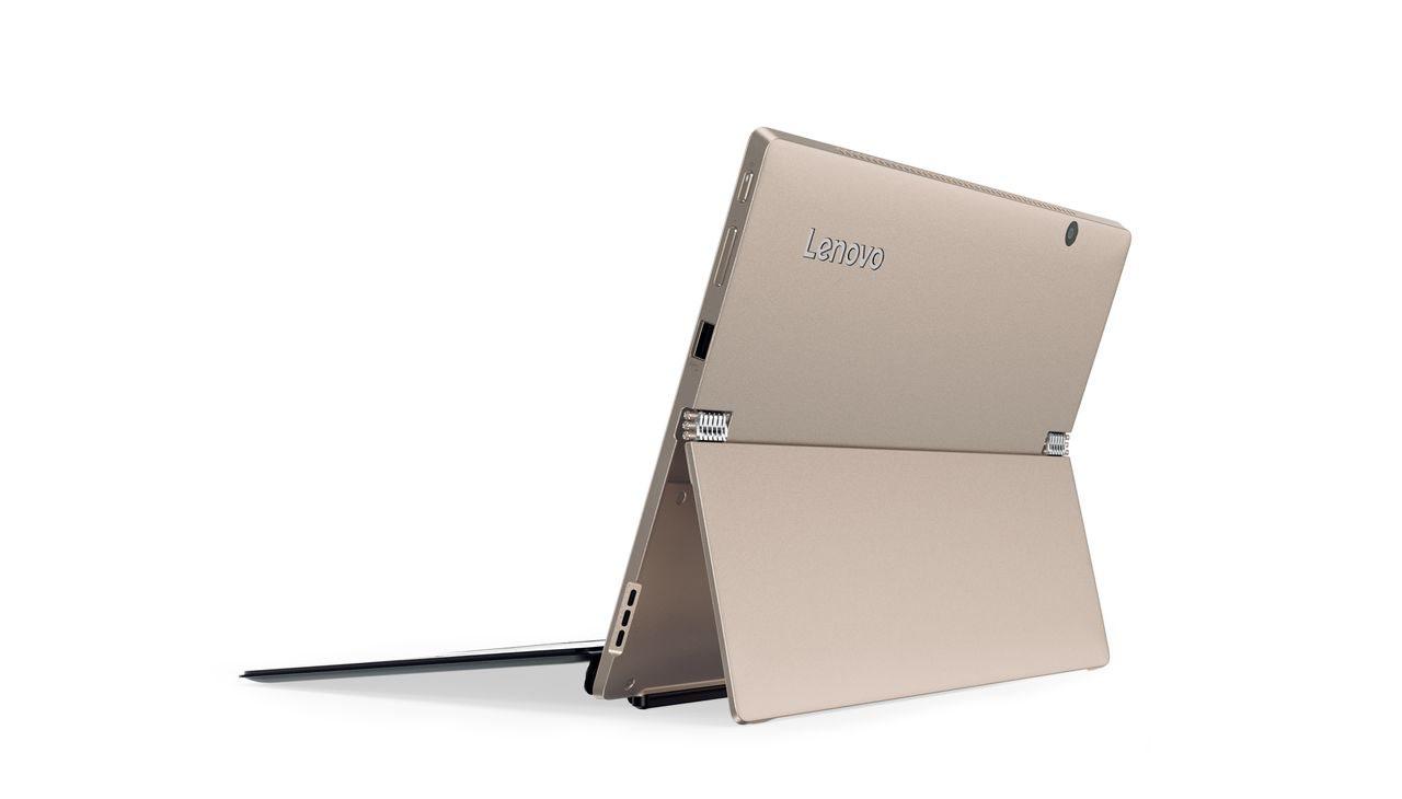 "Lenovo Tablet MiiX 720 i7-7500U 3,50GHz/8GB/1TB SSD/12,0"" QHD IPS/multitouch/WIN10 zlatá 80VV003GCK"