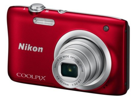COOLPIX A100 RED NIKON