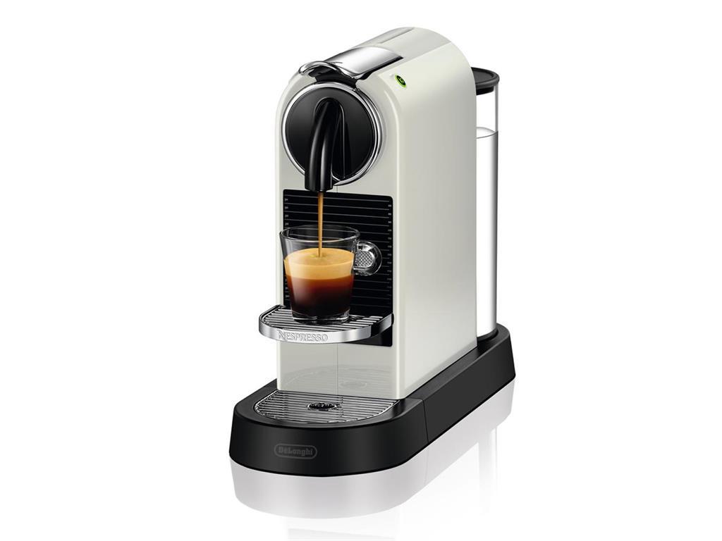 Coffee machine Delonghi EN167.W | cream white