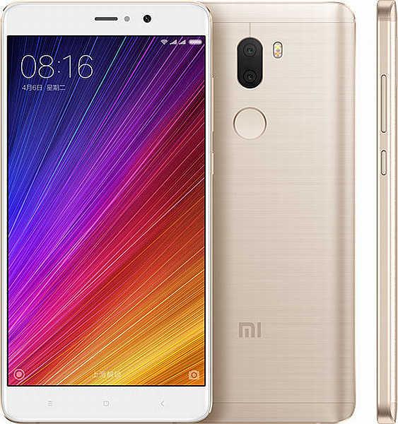 Xiaomi Mi5S Plus Gold / 5,7´´ 1920x1080/2,35GHz QC/6GB/128GB/2xSIM/FP/2x13MPx/3800mAh