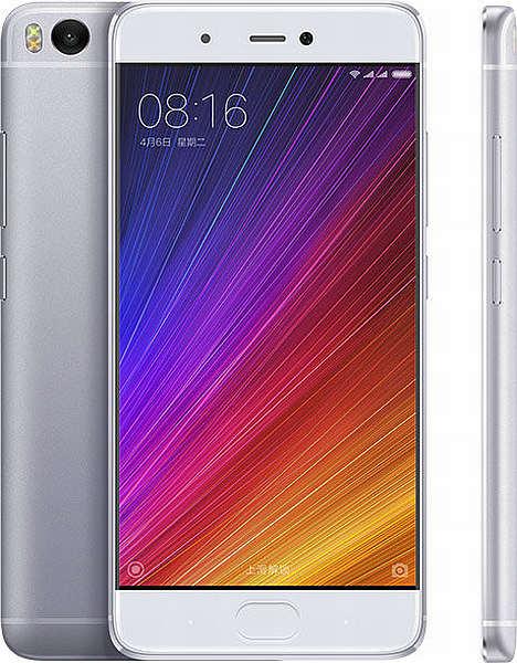 Xiaomi Mi5S Silver / 5,15´´ 1920x1080/2,15GHz QC/3GB/64GB/2xSIM/FP/12MPx/3200mAh