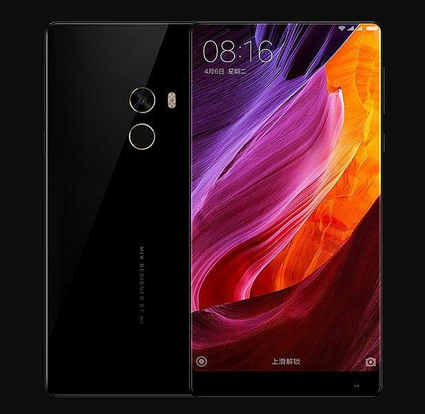 Xiaomi Mi Mix ENG Black/ 6,4´´ FullHD 2040x1080/2,35GHz QC/6GB/256GB/2xSIM/FP/16MPx/4400mAh
