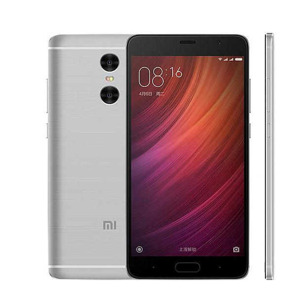 Xiaomi Redmi PRO ENG Grey/ 5,5´´ FullHD 1920x1080/2,5GHz DeC/3GB/64GB/SD/2xSIM/FP/13MPx/4050mAh