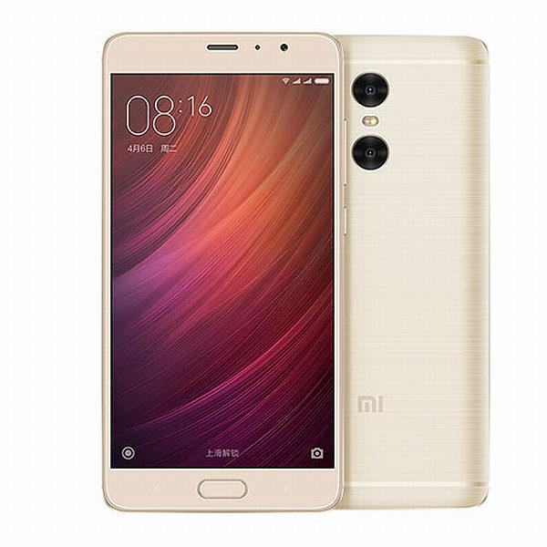 Xiaomi Redmi PRO ENG Gold/ 5,5´´ FullHD 1920x1080/2,5GHz DeC/3GB/64GB/SD/2xSIM/FP/13MPx/4050mAh