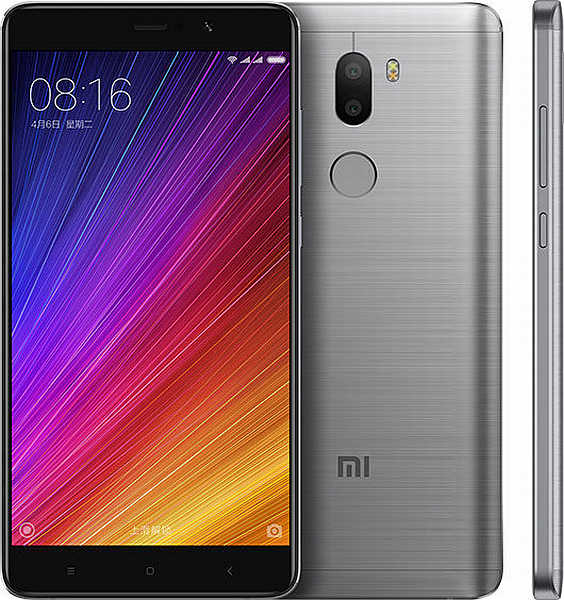 Xiaomi Mi5S Plus Black / 5,7´´ 1920x1080/2,35GHz QC/6GB/128GB/2xSIM/FP/2x13MPx/3800mAh
