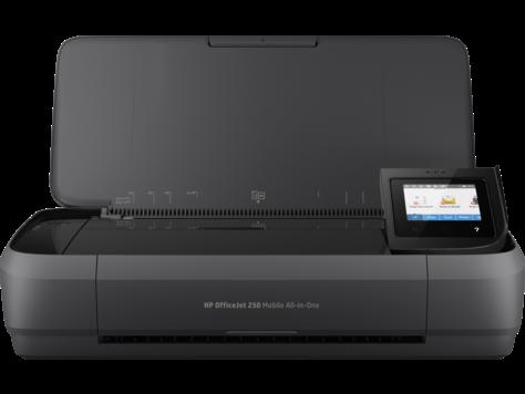 HP OfficeJet 252 Mobile MFP