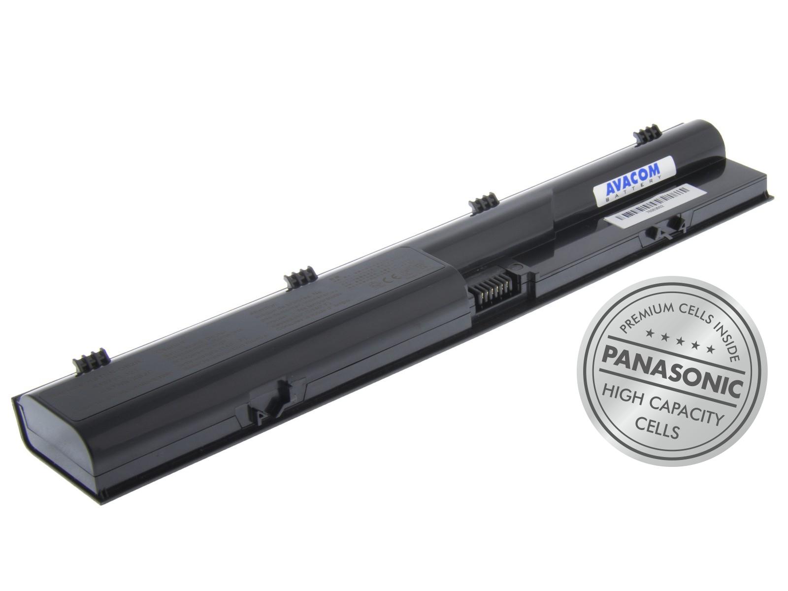 Náhradní baterie AVACOM HP ProBook 4330s, 4430s, 4530s series Li-Ion 10,8V 5800mAh/63Wh