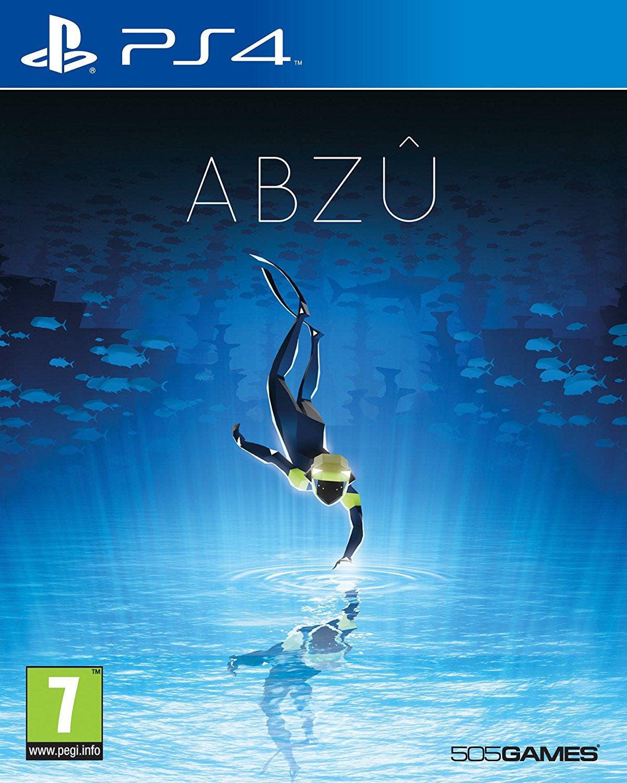 PS4 - ABZU