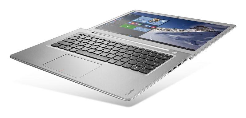 """Lenovo IdeaPad 510S-14IKB i5-7200U 3,10GHz/8GB/SSD 256GB/14"""" FHD/IPS/AG/WIN10 stříbrná 80UV0018CK"""