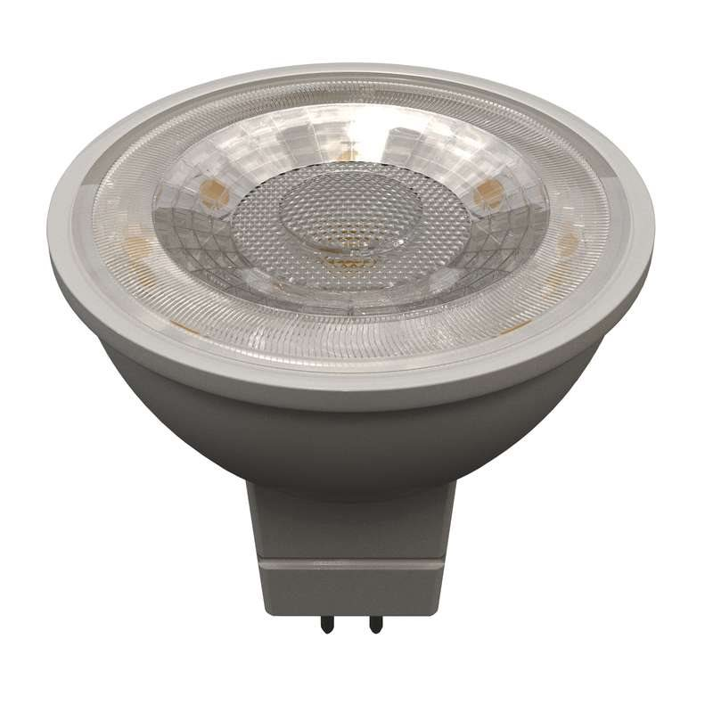 Emos LED žárovka MR16, 5W/39W GU5.3, WW teplá bílá, 450 lm, Classic A+