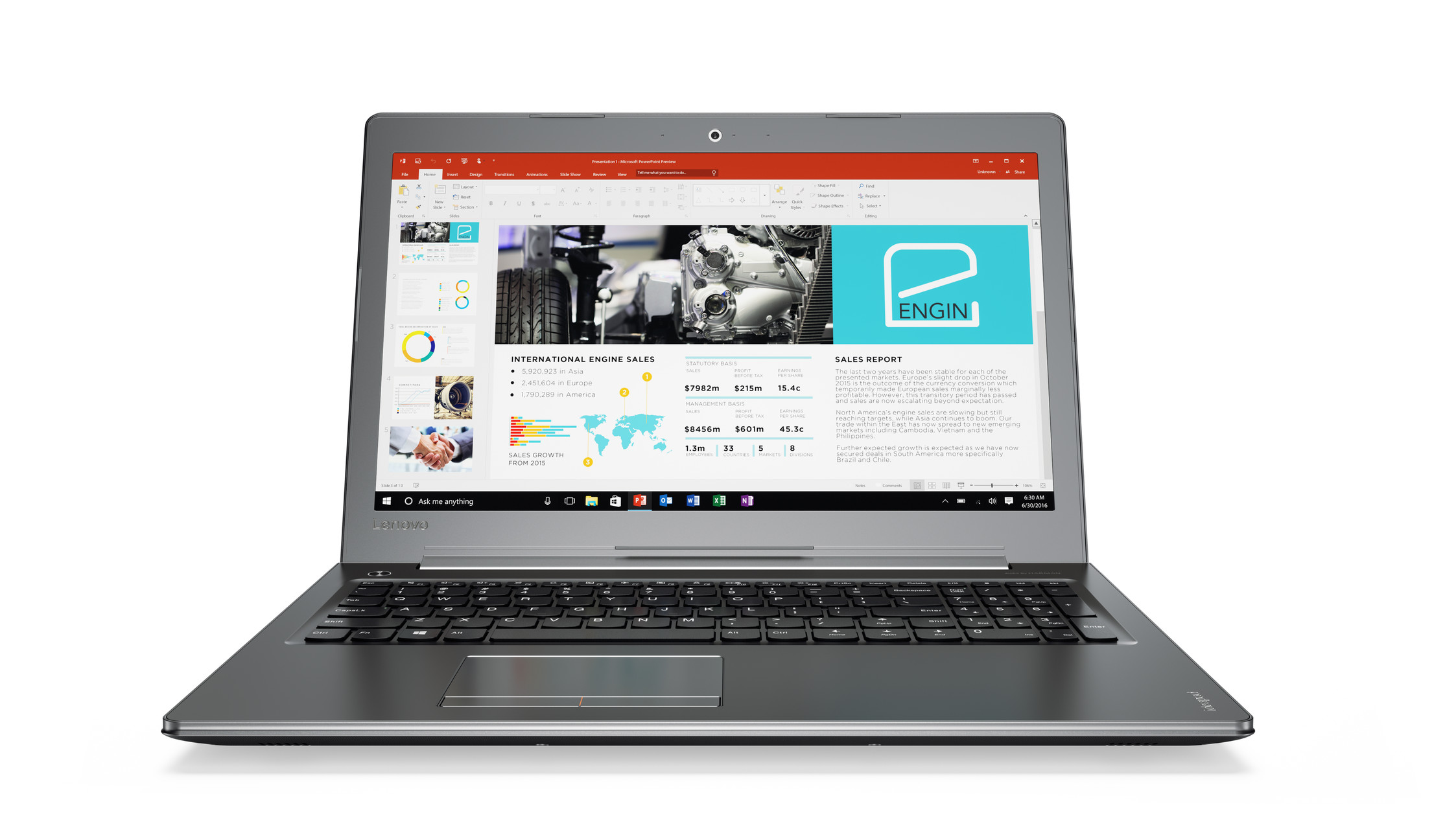 "Lenovo IdeaPad 510-15IKB i7-7500U 3,50GHz/8GB/2TB/15,6"" FHD/IPS/AG/GeForce 4GB/WIN10 stříbrný 80SV00RACK"