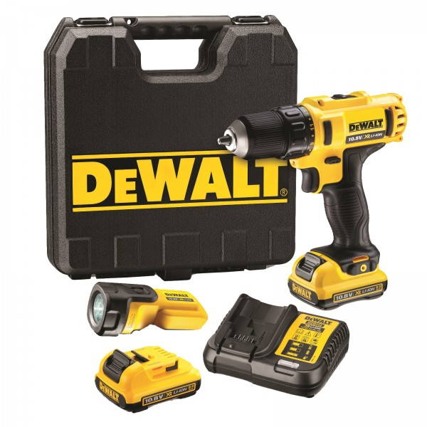 DeWalt DCD710D2F