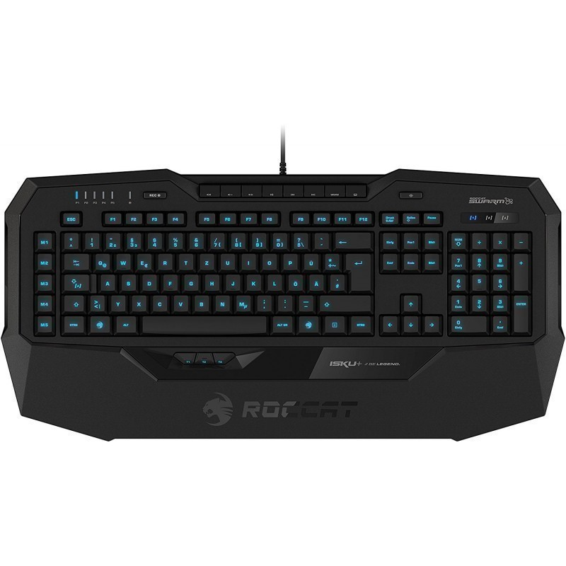 ISKU+ Illuminated Gaming Keyboard, US layout