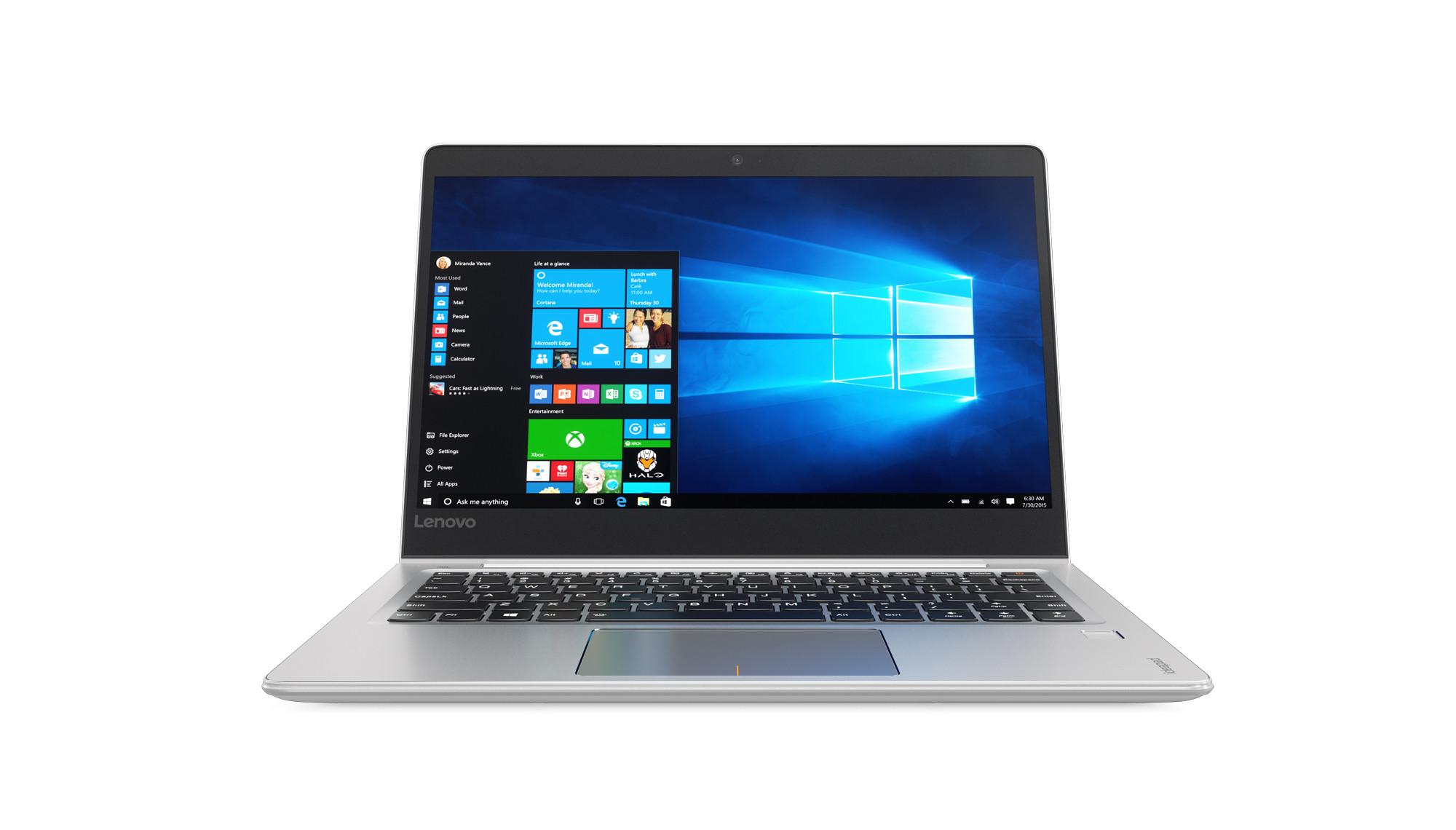 Lenovo IdeaPad 710S 13.3 FHD IPS AG/I5-7200U/256G SSD/8G/GF 940 2G/W10 stříbrný