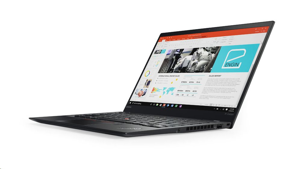 "Lenovo ThinkPad X1 Carbon 5th Gen i7-7500U/8GB/256GB SSD/HD Graphics 620/14""FHD IPS/4G/Win10PRO/Black"