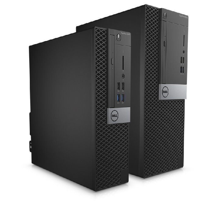DELL OptiPlex MT 5040 i7-6700/8GB/500GB/Radeon R5 340X/DVD RW/Win10 PRO Pro 64bit