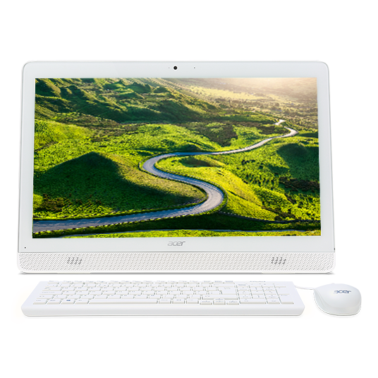 "Acer Aspire Z1-612 ALL-IN-ONE 19,5"" DLED/ Pentium Quad-Core J3710 /4GB/1TB/DVDRW/W10 Home"