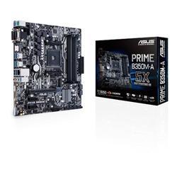 ASUS PRIME B350M-A soc.AM4