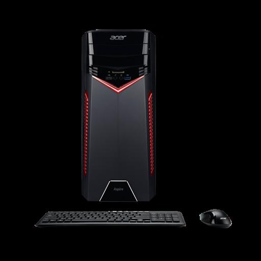 Acer Aspire GX-781 Intel Core i5-7400 /8GB/1TB /DVDRW/ AMD RX 480 4GB /HDMI/DP/DP/DP/W10 Home