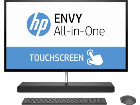 """HP ENVY 27-b150nc/AiO/ 27"""" QHD / Intel i5-7400T/ 8GB/ 256GB SSD M.2 + 1TB 7200 / Nvidia GTX 950M 4GB/ Win 10"""