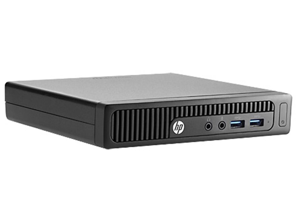 HP ProDesk 400G2 DM/G4400T/4GB/500 GB/Intel HD/Win 10 Pro