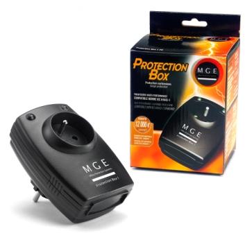 Eaton Protection Box 1 FR, přepěťová ochrana, 1 zásuvka