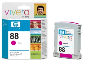 HP C9392AE Ink Cart No.88XL pro OJ K550,K8600, 17ml, Magenta