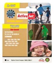 Inkoust ActiveJet AL-100Y   Yellow   13 ml   Lexmark 14N1071E