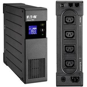 Eaton Ellipse PRO 650 IEC, UPS 650VA, 4 zásuvky IEC, LCD