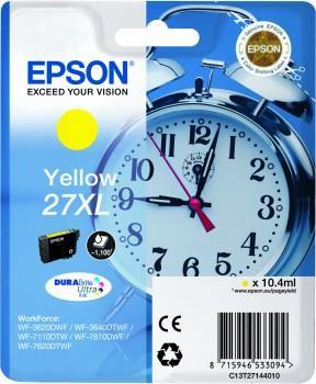 Inkoust Epson T2714 Yellow XL DURABrite