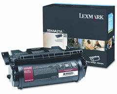 Toner Lexmark black | 10000str | X64Xe