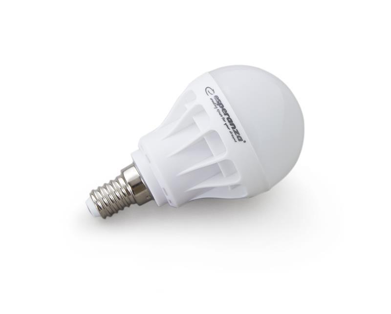 Esperanza ELL114 LED žárovka - E14 20LEDS / 4 W / lm 390 Led type 2835 CRI>80