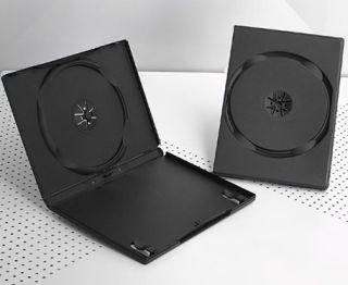 Gembird Obal DVD 1 (14mm), černý, 100 ks
