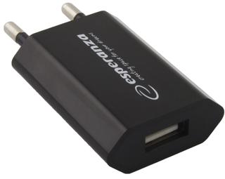 Esperanza EZ112K Univerzální nabíječka do sítě USB | AC 220-240V | 5V | 800mA