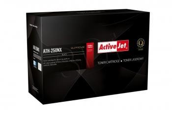 Toner ActiveJet ATH-250NX | černý | 10500 str. | HP CE250X (504X), Canon CRG-7