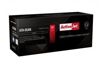 Toner ActiveJet ATH-05AN | černý | 2300 str. | HP CE505A (05A), Canon CRG-719